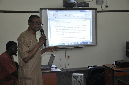 NIGERIA'S PROSPERITY IN 2050: IBBUL LEADS NUC PROJECT