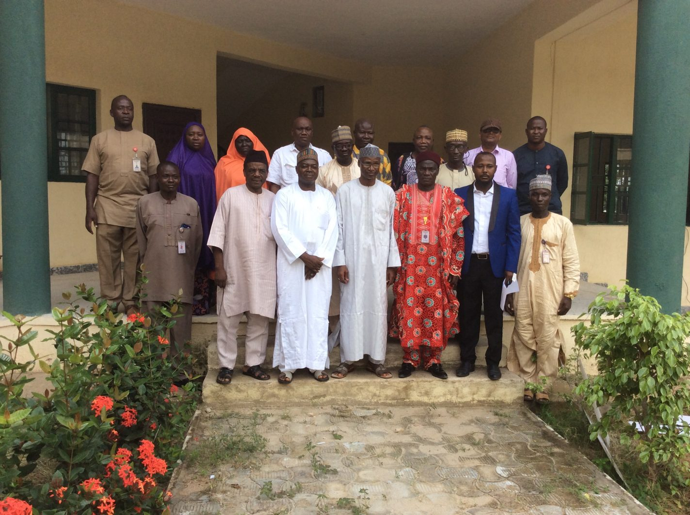 IBBUL HOSTS 3RD SIWES ZONAL COORDINATORS MEETING