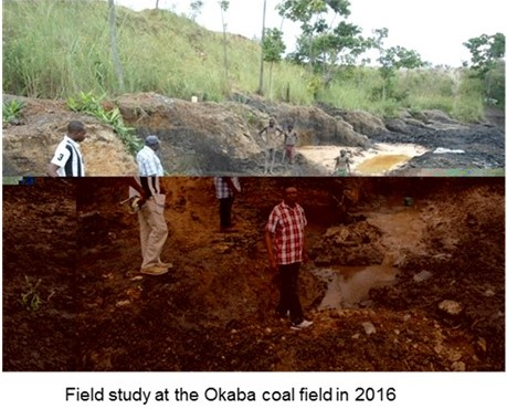 Smokeless Coal Fuel Development from Nigerian Coal Deposits (Funded by the National Grant of the TETFund)