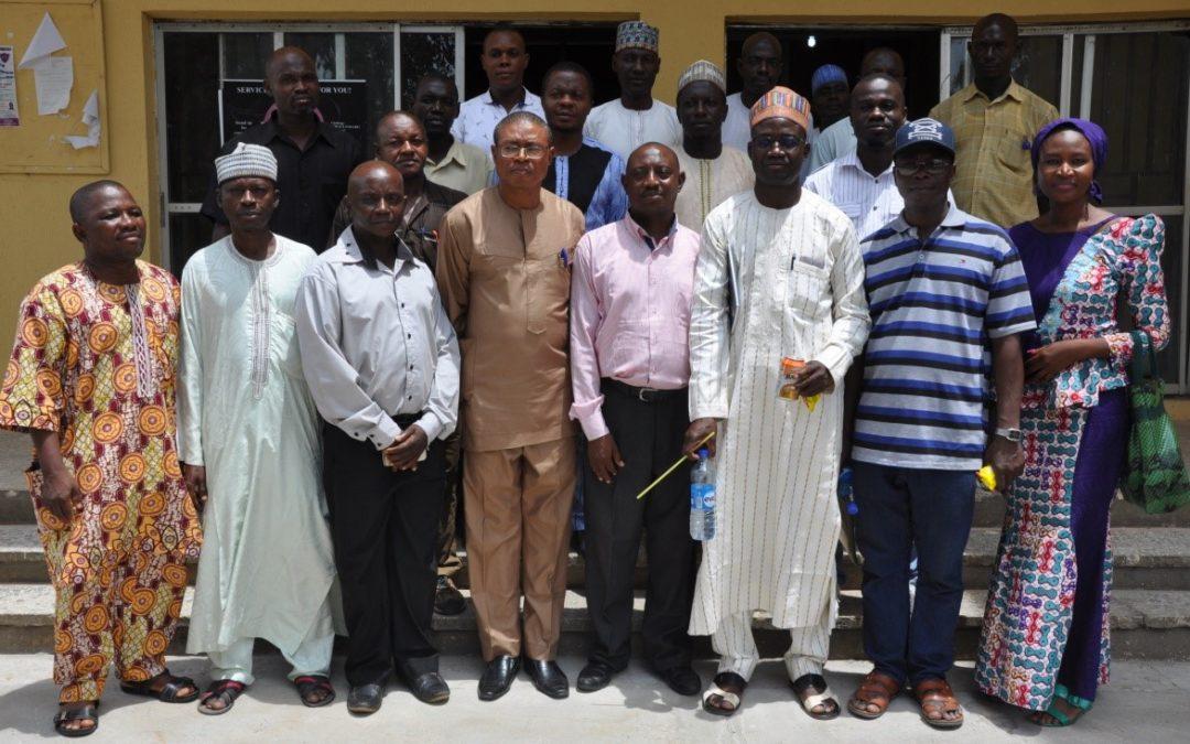 IBBU PARTICPATES ON UNESCO PROJECT