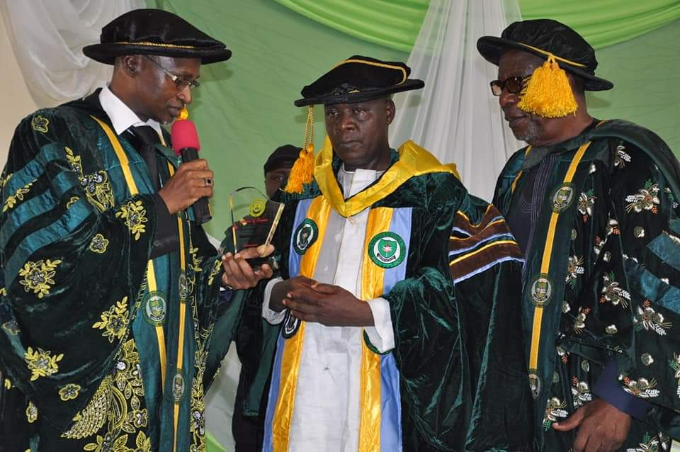 VARSITY DON SUGGESTS USE OF ARABIC LITERATURE TO CURB SOCIETAL MENACE