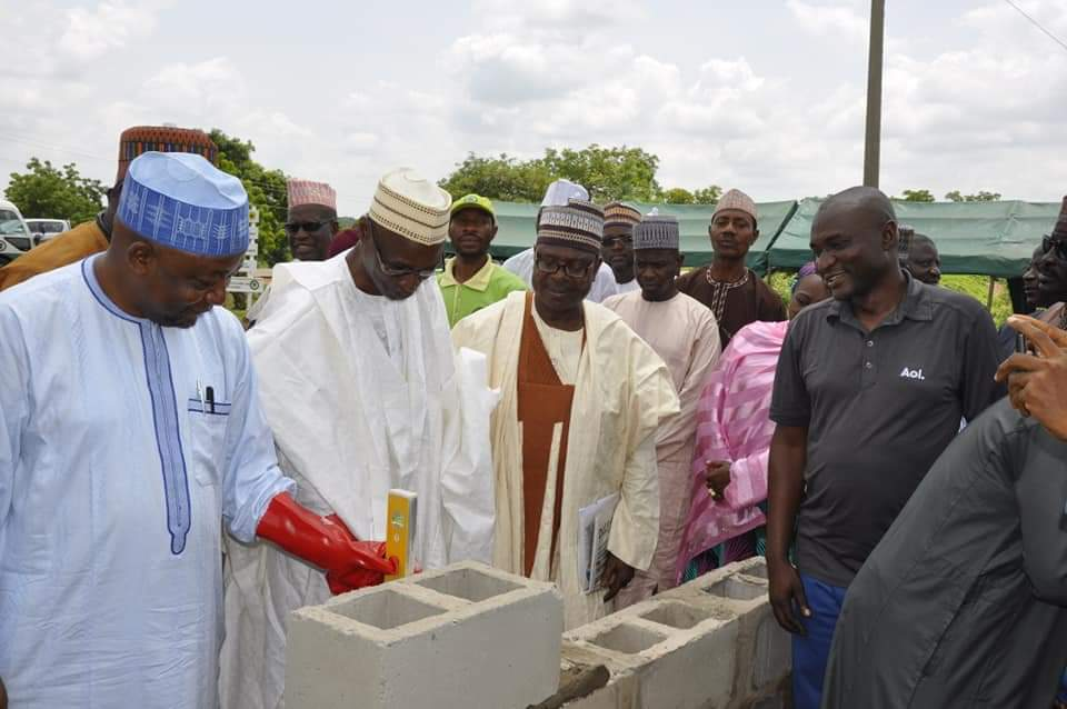 IBBUL PERIMETER FENCING PROJECT TAKES-OFF