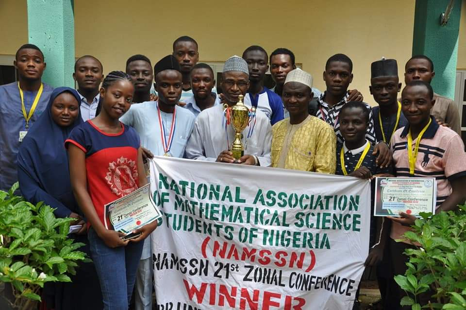 BBUL MATHEMATICS STUDENTS WIN LAURELS AT NAMSSN AND NAMCUS COMPETITIONS