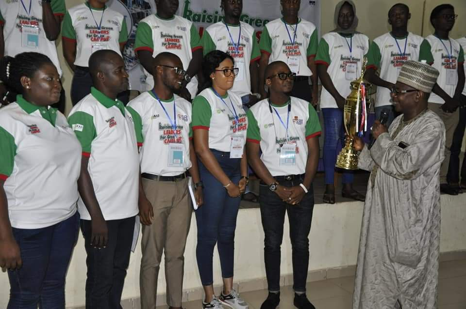 SLEDT 2019 EDITION: IBBUL EMERGES MOST  PEACEFUL INSTITUTION IN NIGERIA