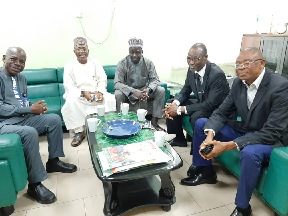 IBBU DELIBERATES COLLABORATION WITH NNPC R&D