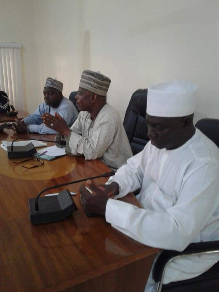 IBBUL MANAGEMENT MEETS WITH STAKEHOLDERS TO  REVIEW AND STRENGTHEN SECURITY
