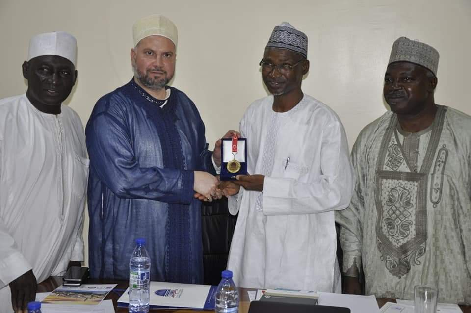 IBBUL TO JOIN INTERNATIONAL UNION OF UNIVERSITIES
