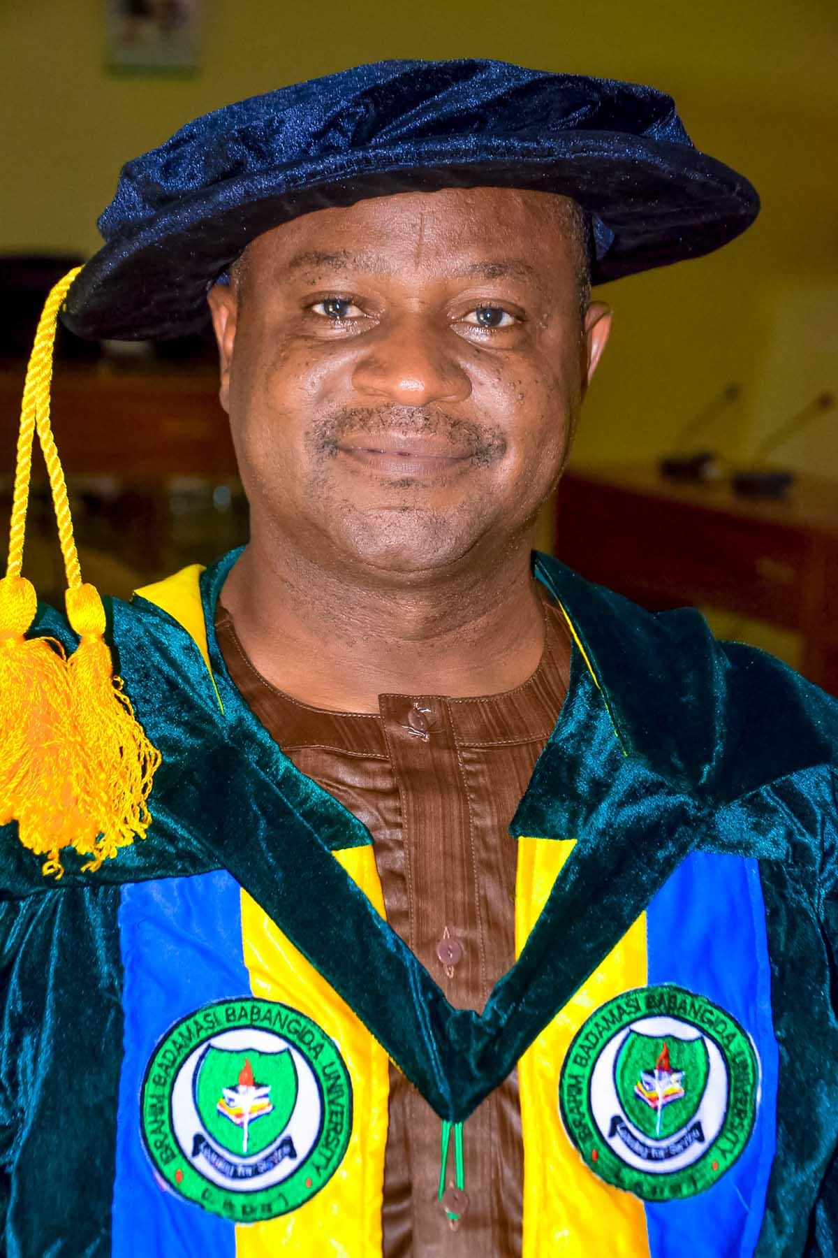 Dr. Aliyu Mohammed  Bello