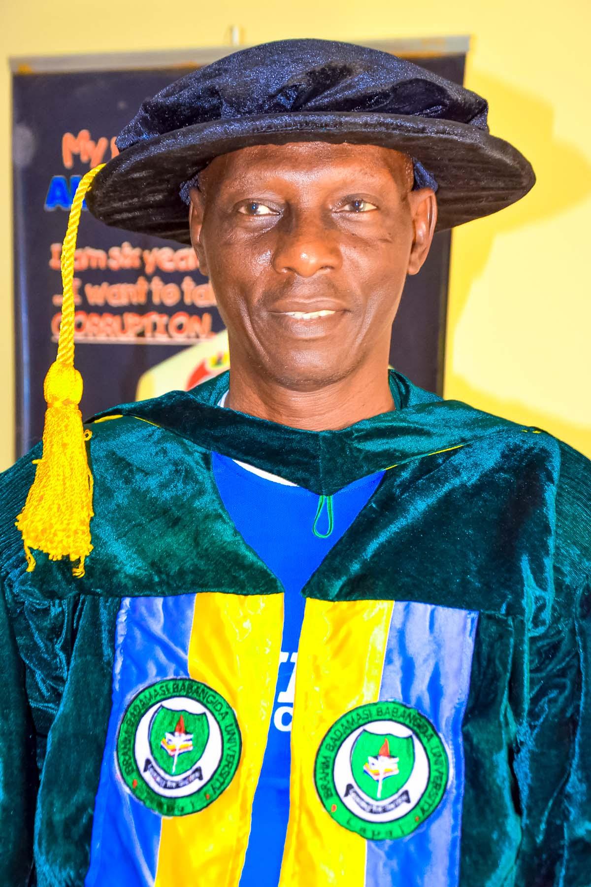 Dr. Olajide M. Folaranmi