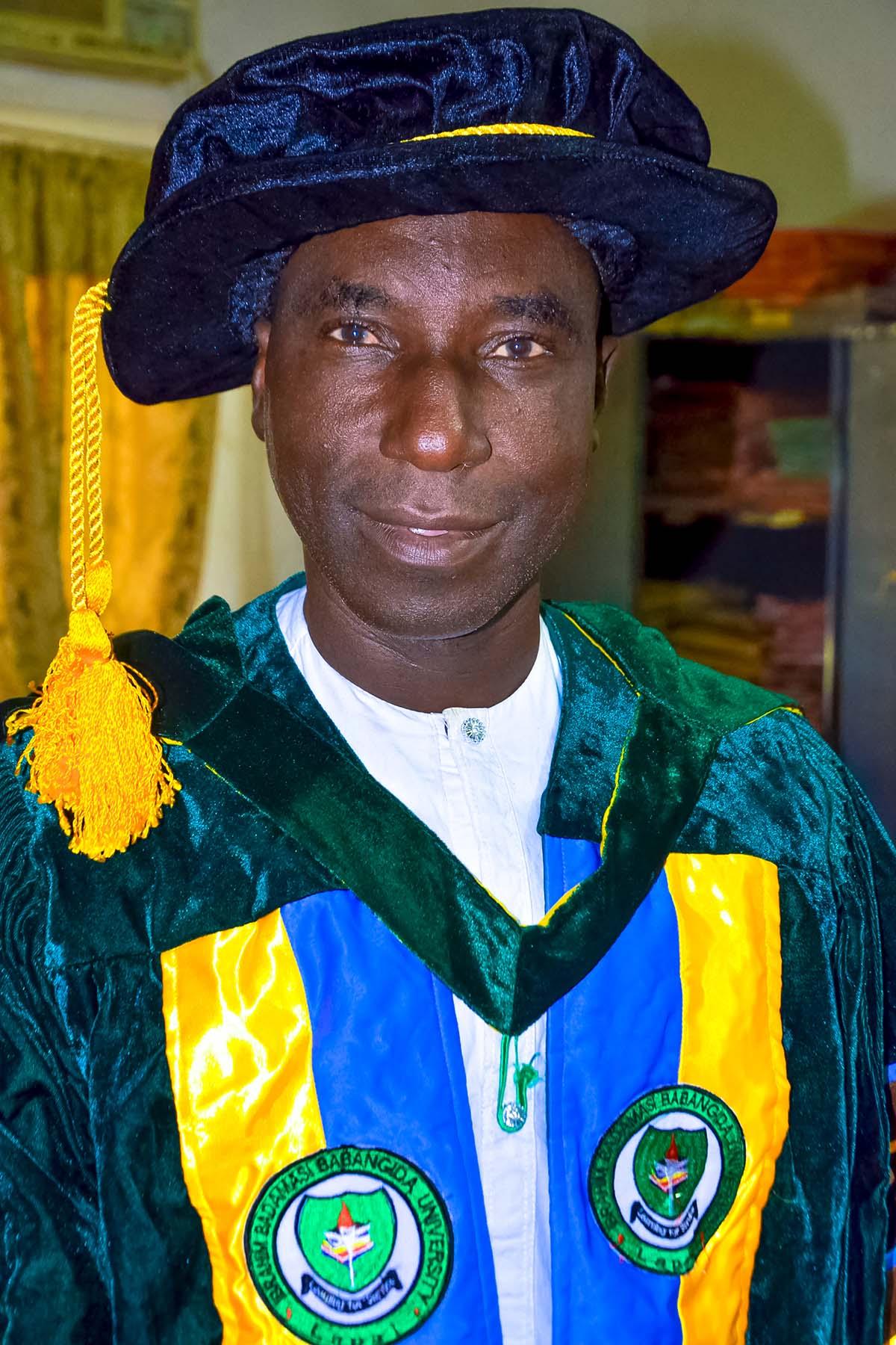 Dr. Salahu Mohammed Lawal