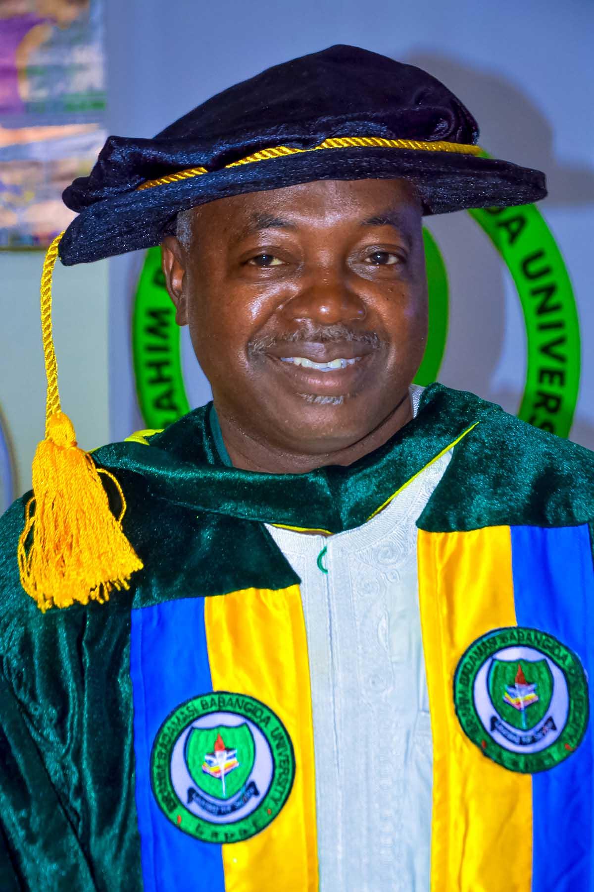Mal. Musa Ango Abdullahi